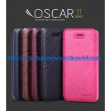 Original KLD OSCAR II Premium Leather Flip Diary Cover Case For Apple & Samsung