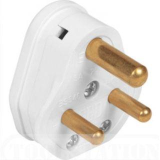 3 pin Plug (set of 5)