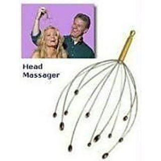 Stimulating Head Massager