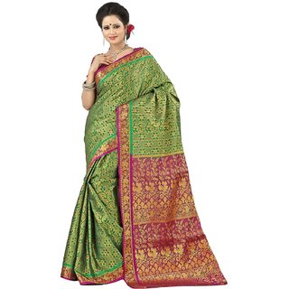 Uppada  Art Kanchipuram  silk saree
