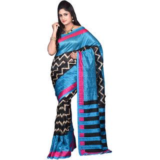 Glamorous Lady Festiv Zig-Zag Mysore Silk Saree (GL0033)
