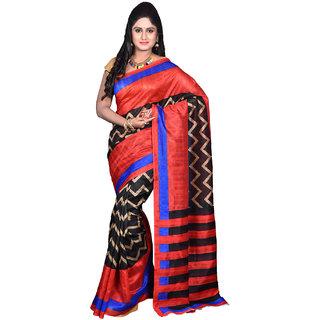 Glamorous Lady Festiv Zig-Zag Mysore Silk Saree (GL0034)