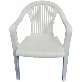White plastic chair set of 4 buy white plastic chair for White plastic kitchen chairs