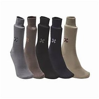 Mens Cotton Socks Pack of 6