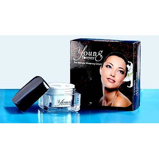 Young Forever the Ultimate Whitening Cream