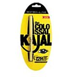 Maybelline Colossal Kajal, Black buy 6@ 599 with free shipping