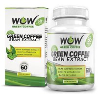 Wow Green Coffee Bean Extract (Pack Of 1)
