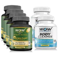Wow Garcinia Ultra With Body Cleanse Booster