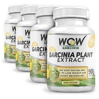 Wow Garcinia Cambogia (Pack Of 4)