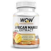 Wow African Mango, 60 Capsules