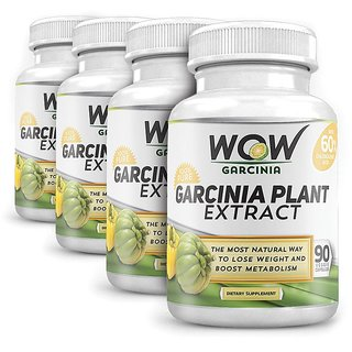 Wow Garcinia Cambogia (Pack Of 4)
