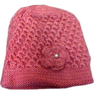 Ladies woolean cap