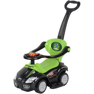 Super Smart Ride - Green