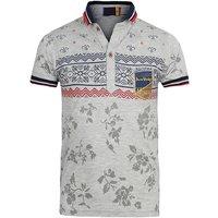 Jazzup Grey Color Nice Cotton Printed Boy T-Shirt