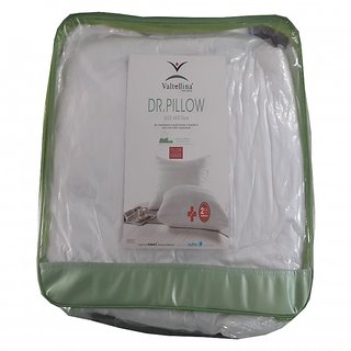 ValtellinaMemory Foam Pillows (Pack of 2)(P-06)