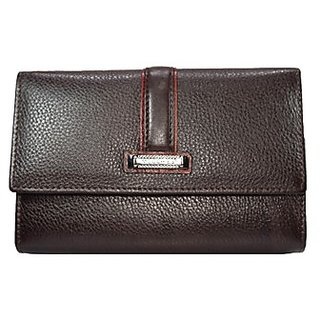 Moochies Ladies Wallet Clutches Brown (emzmocwwA05brown)