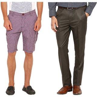 Men Short Pant Combo