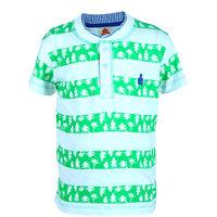 UFO Boys Classic Green Tshirt