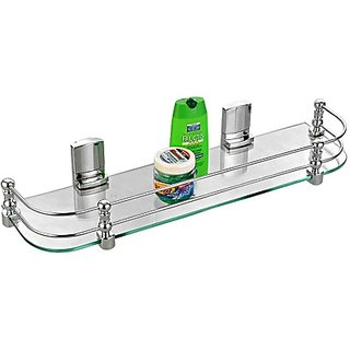 Glass Wall Shelf