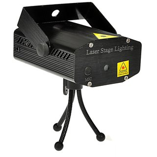 Mini projector rg dj disco light stage xmas party laser for Mini projector best buy