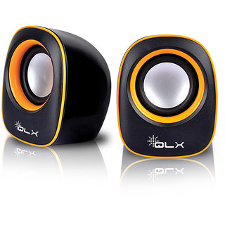 QLX-2.0-USB-Speaker-SL-S902Y-Black-/-Yellow