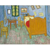 Vincent Van Gogh, Bedroom In Arles, Giclee Print On Archival Paper