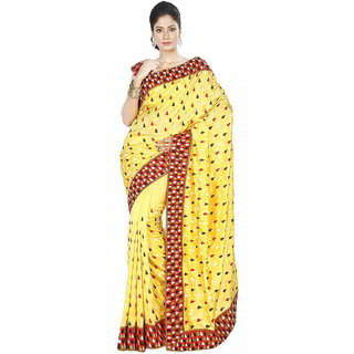 Da Facioun Indian Women Bridal Wedding Formal Ethnic Saree Party