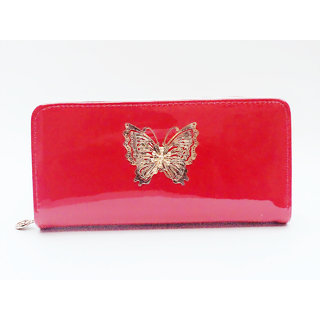 Bellina CB004 Red Clutch for womens