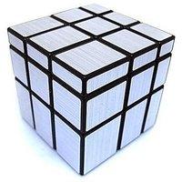 Emob 3x3 Silver Mirror Cube Puzzle