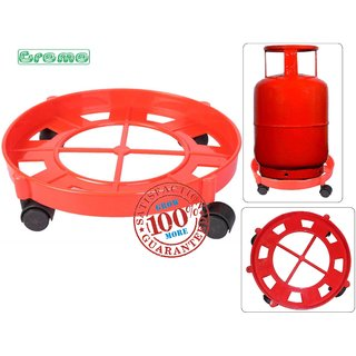 Gromo LPG Gas Cylinder Trolley Prices in India- Shopclues ...