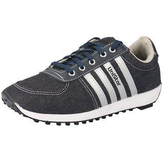Unistar Casual Canvas Shoes Shoes; 603-Blu-9