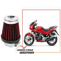 Capeshoppers Hp High Performance Bike Air Filter For Hero Motocorp Xtreme Double Disc