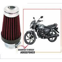 Capeshoppers Big Hp High Performance Bike Air Filter For Honda Shine Disc
