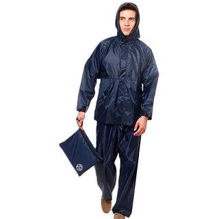 Duckback Rainwear Navy Blue