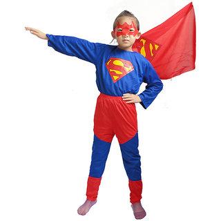 Premium quality superman costume for kids