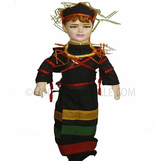 Traditinoal Tribal Girl Fancydress costume for girls for school functions
