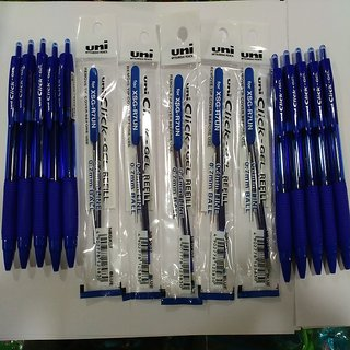 Uni Ball Click Gel Gel Pen