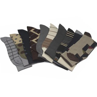 AG Assorted pack of 10 socks Mens