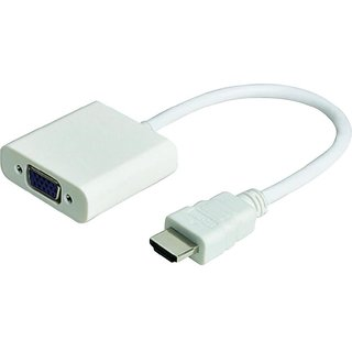 Hdmi To Vga With Audio Cable - Q3