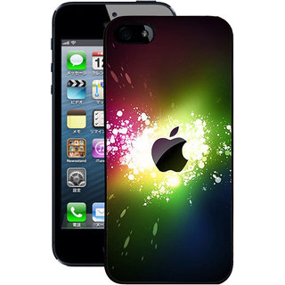 Instyler Digital Printed Back Cover For Apple I Phone 4S Ip4SDs-10003