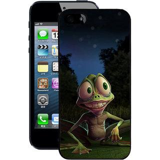Instyler Digital Printed Back Cover For Apple I Phone 4S Ip4SDs-10035