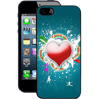 Instyler Digital Printed Back Cover For Apple I Phone 4S Ip4SDs-10048