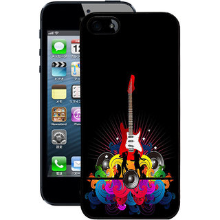 Instyler Digital Printed Back Cover For Apple I Phone 5 Ip5Ds-10053