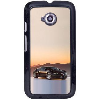 Instyler Digital Printed Back Cover For Moto E2 MOTOE2DS-10046