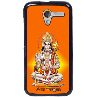 Instyler Digital Printed Back Cover For Moto X MOTOXDS-10025