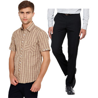 Men Half Shirt and Pant