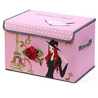 Storage Box for Children Clothes