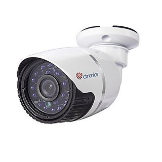 balaji Security Surveillance Camera IP camera Indoor and Outdoor - White