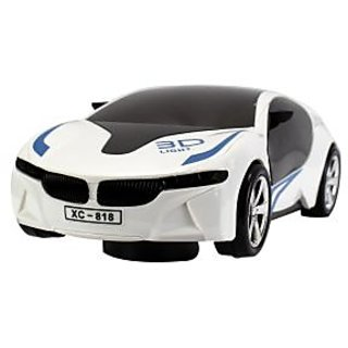 Planet Of Toys Electric 3D Lights Racing Car