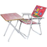 Multipurpose Table & Chair Set For Kids - 2048880